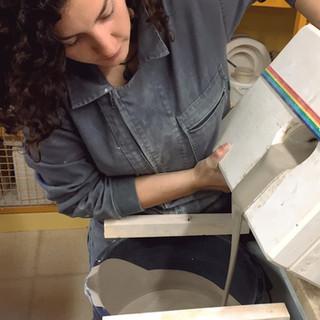 Cerámica artesanal a medida - Adriana Machado Studio