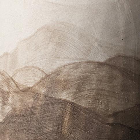 Maceta capas - Adriana Machado Studio