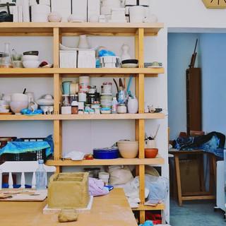 Taller de cerámica - Adriana Machado Studio