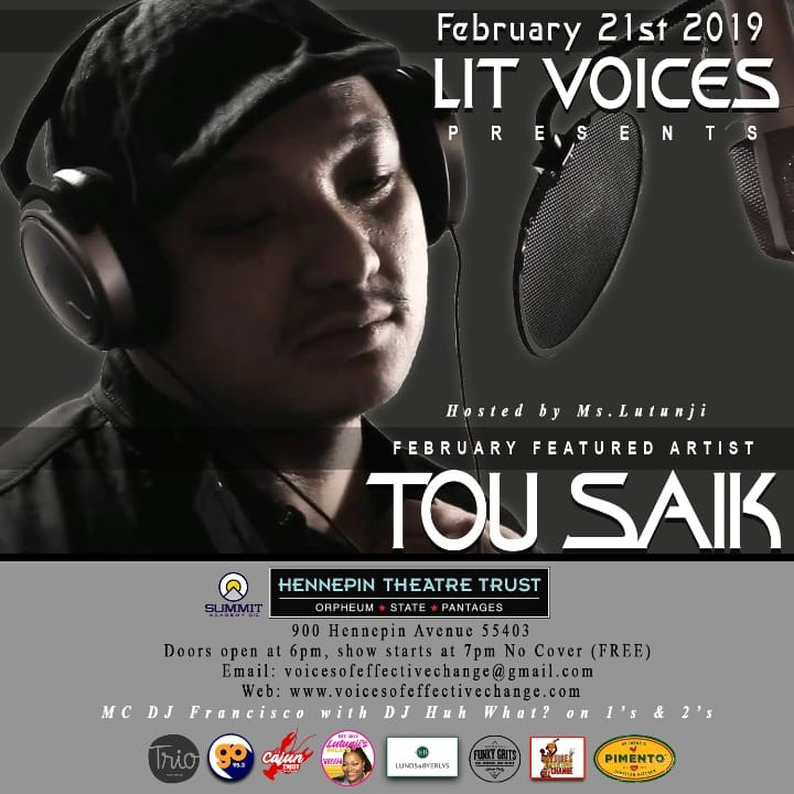 Lit Voices - Tou Saik