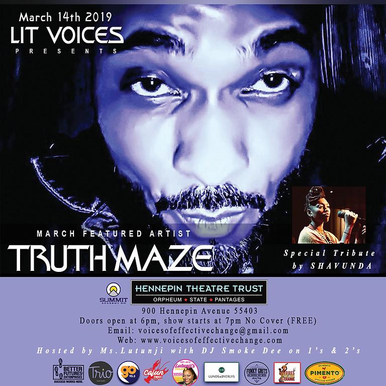Lit Voices - Truth Maze