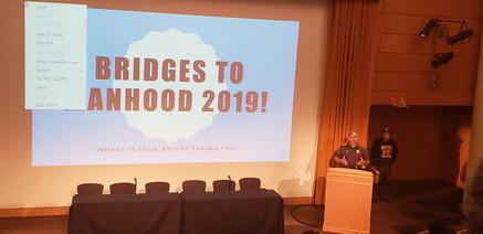 Bridges to manhood Serving your Communit