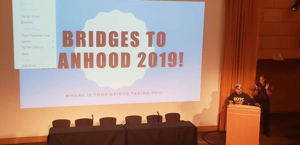 Bridges to Mahood Serving Your Community