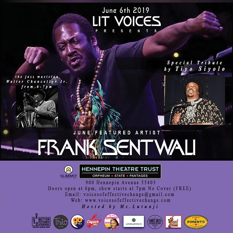 Lit Voices - Frank Sentwali