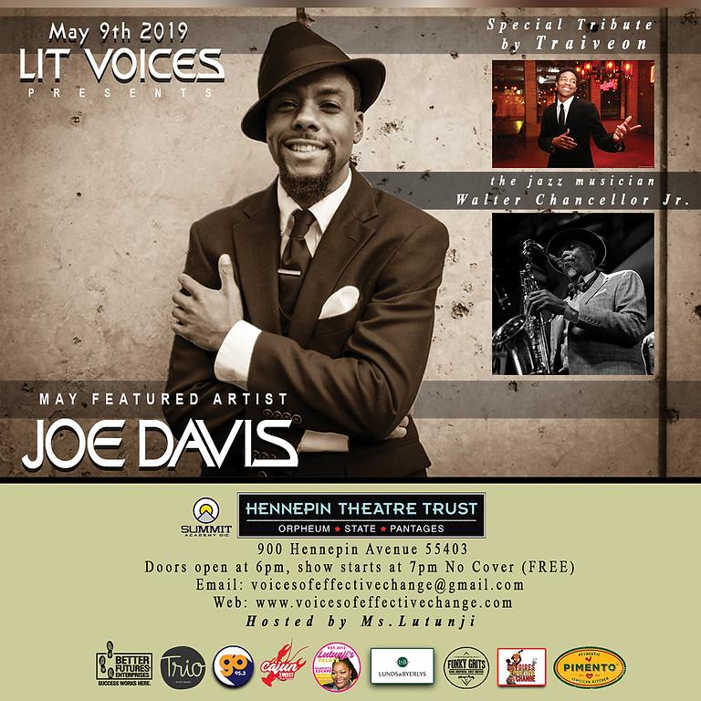 Lit Voices - Joe Davis (1)