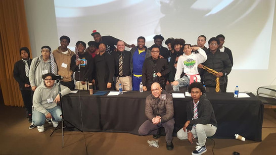 Bridges to Manhood Hip Hop & R and B Pan