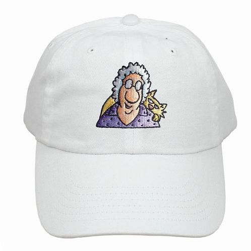Opal hat / White
