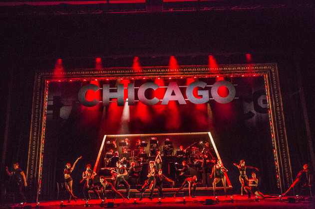 """""""All That Jazz"""" - Chicago"""