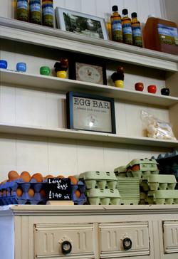 egg bar