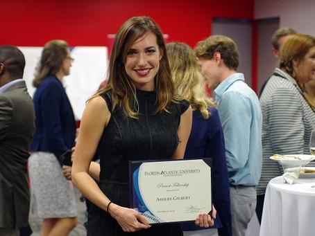 Provost Fellowship Winner 2014