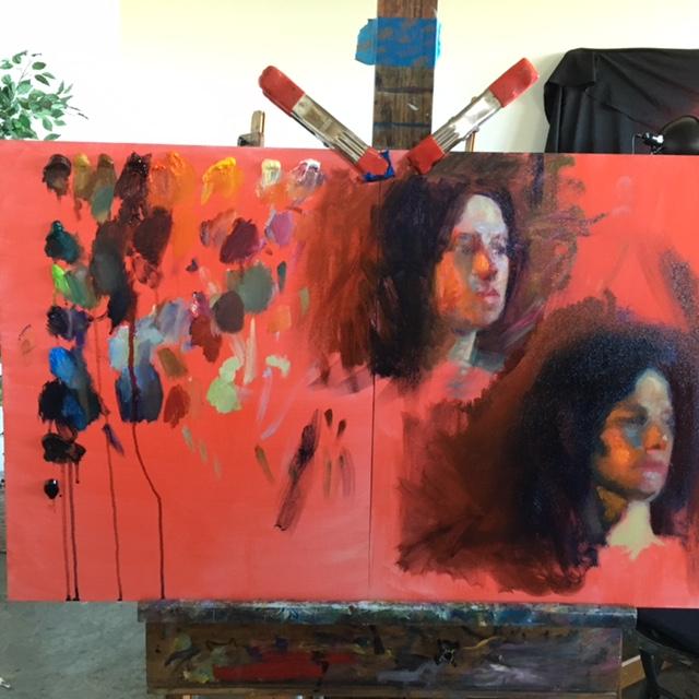 Steven Assael workshop