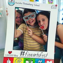 Fine Arts Fest Celebrations!
