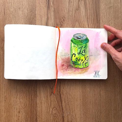 La Croix (Lime)