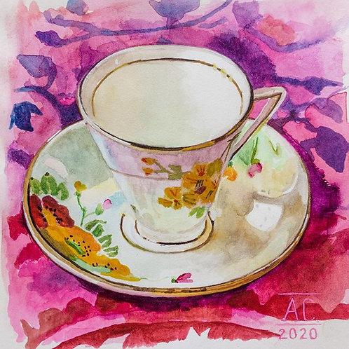 Sunshine Teacup