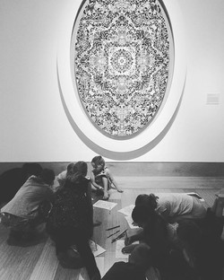 Museum Tour Activities