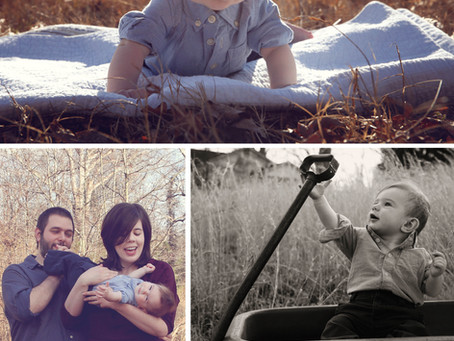atlanta baby photography, cameron at 6 months old