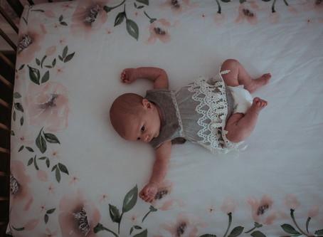 In Home Newborn Photography | Morningside Atlanta
