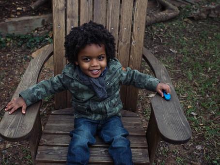 Atlanta Family Film | A Birthday Portrait | Jackson at 2.