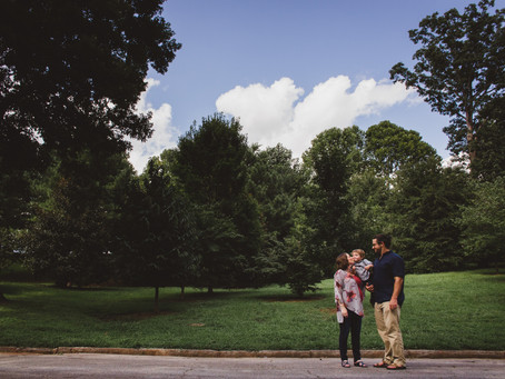 Authentic Maternity Photography | Atlanta, GA