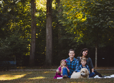 Natural Family Photography | Atlanta | The Barbours