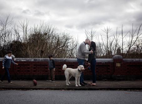 Piedmont Park Atlanta Family Photography