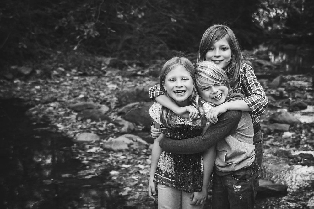 authentic atlanta family photographer