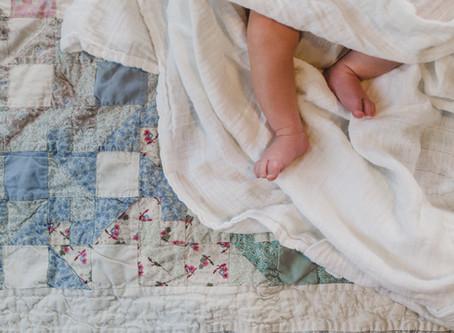 Lifestyle Newborn Photography | Atlanta