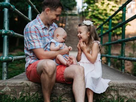 Family Photography | Brookhaven Atlanta | The Johnsons