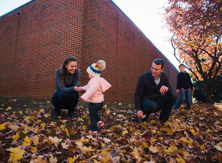Fall Family Photography | Atlanta | The Marriotts
