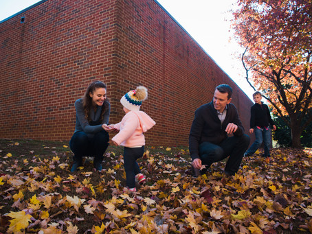 Fall Family Photography | Atlanta | The Marriotts