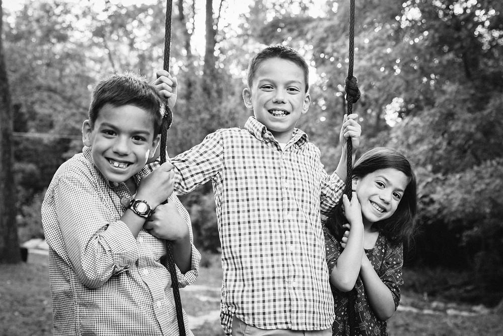 atlanta family photographer, authentic family photography