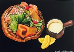 ダッチベイビーパンケーキ