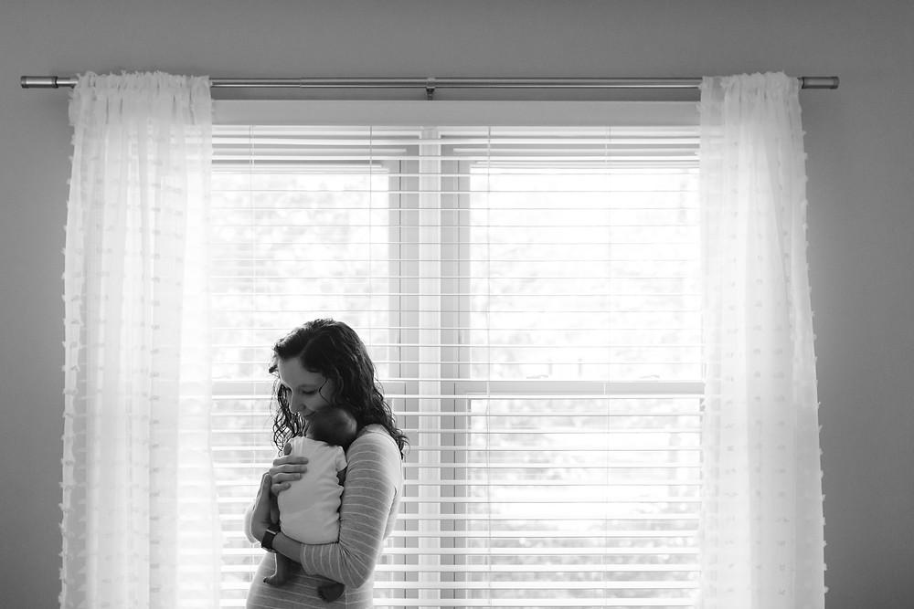 atlanta newborn photography, authentic photography