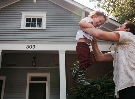 Atlanta Family Film | Home Movie | Candler Park
