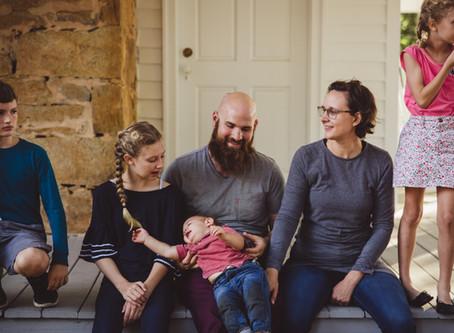 Natural Family Photography | Atlanta, GA