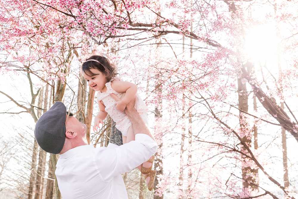 authentic and fun family photography
