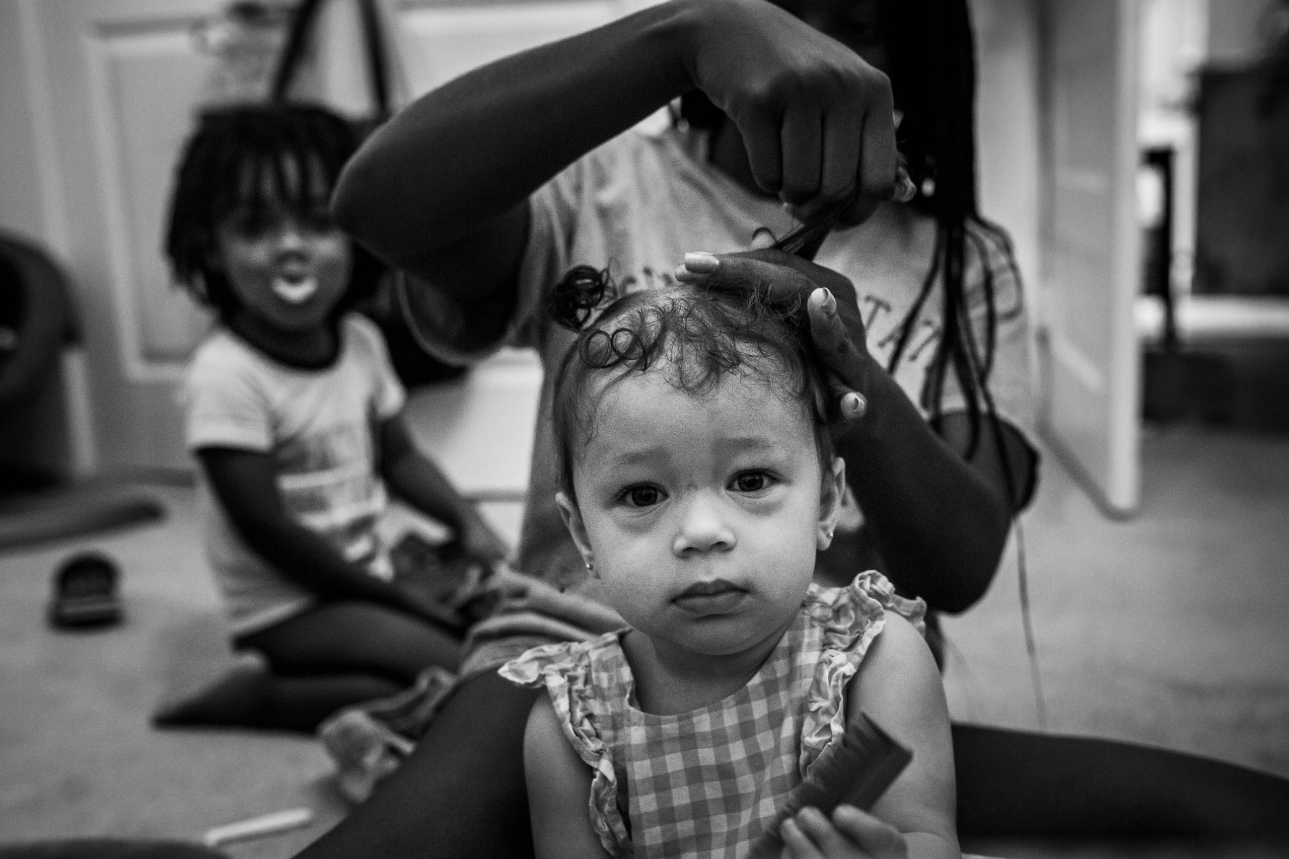 Family documentary-hair