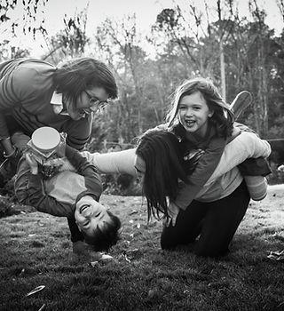 fun family photos, lgbt family