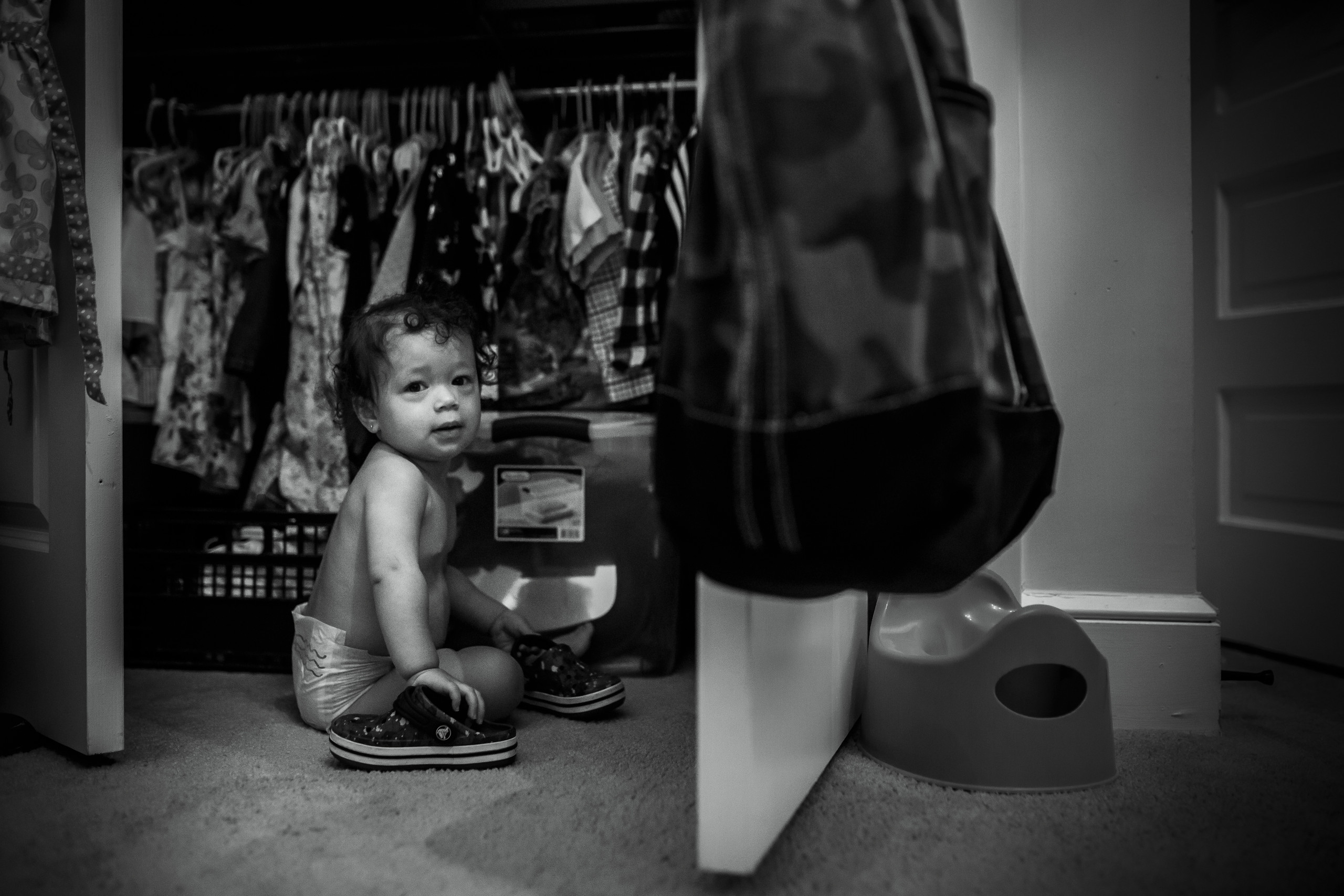 Family documentary-baby
