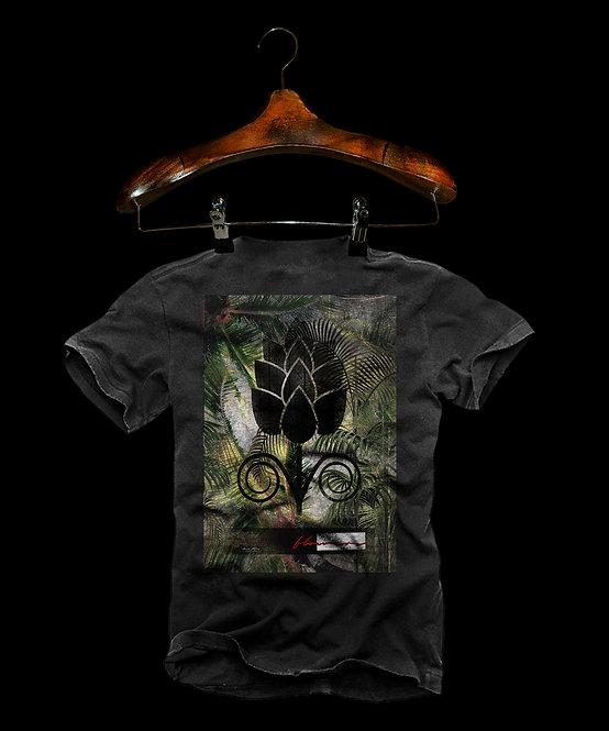 Tshirt Plant Black
