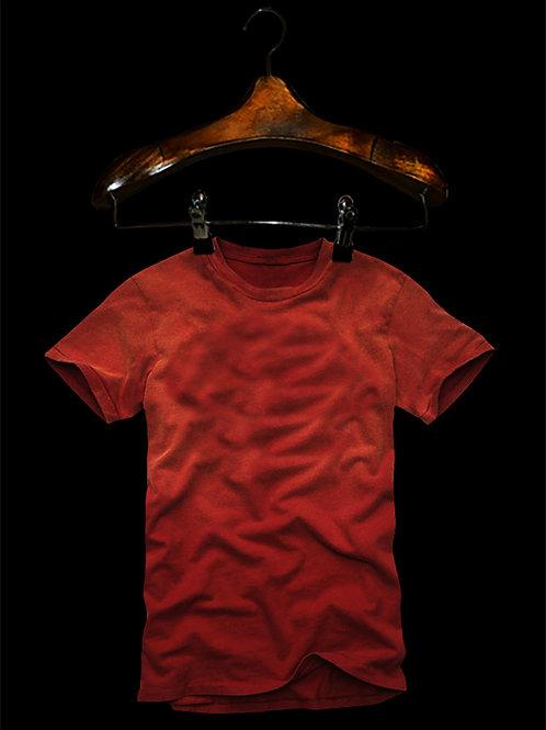 Tshirt Estonada Vermelho