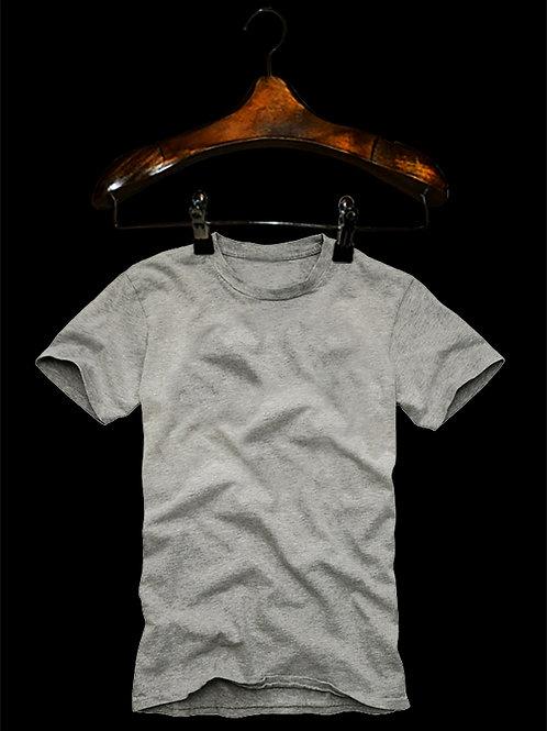 Tshirt Sustentável Cinza