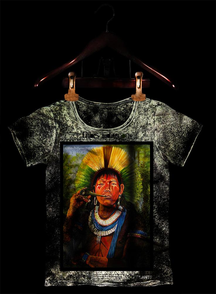 Gola aberta Tribes eccomerce