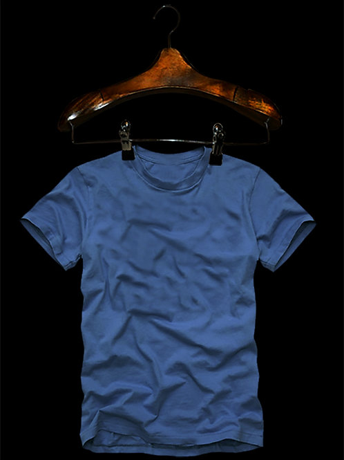 Tshirt Premium Light Azul