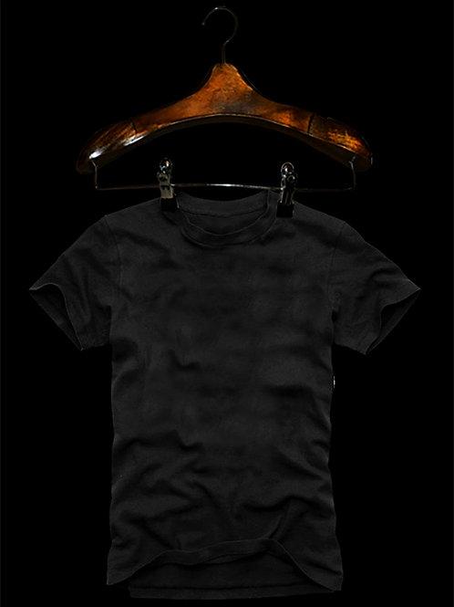 Tshirt Sustentável Preto