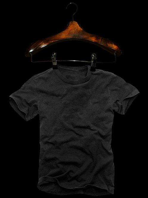 Tshirt Premium Preta