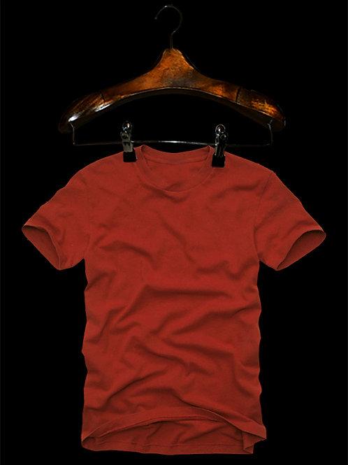 Tshirt Sustentável Vermelho