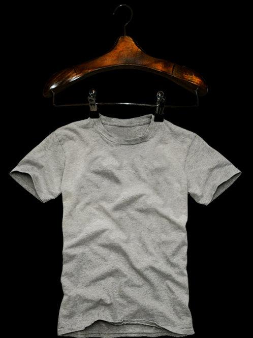 Tshirt Premium Cinza