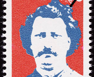 1869 - Louis Riel leads the Metis armed resistance agains the Federal government following the gover
