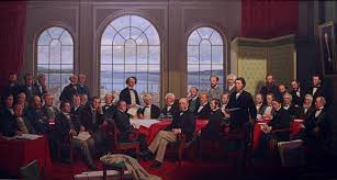 1867 - Canada becomes a country, and the British North America Act gives the federal government resp